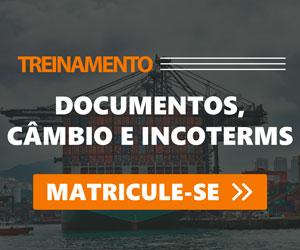 Documentação, Câmbio e Incoterm